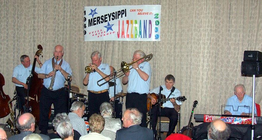 Merseysippi Jazz Band, The With Jan Sutherland - Volume 2: Man, Woman & Bulldog